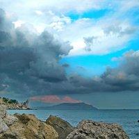Предчуствие дождя :: Андрей Зайцев