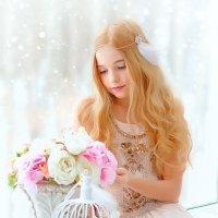 Снежная роза :: kurtxelia