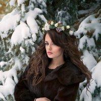 лесная нимфа) :: Екатерина Таиркина