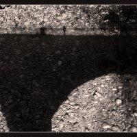 Женщина на высоком мосту.Италия :: сергей адольфович
