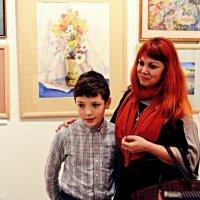 Перша виставка :: Степан Карачко