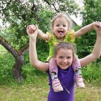 Дети - это....радость! :: Vladimir Semenchukov