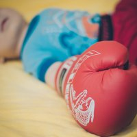маленький борец :: Оксана Грищенко