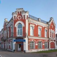 Буй. Здание бывшего Общественного собрания :: Алексей Шаповалов Стерх