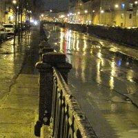 Канал. Февраль. Петербург :: Маера Урусова