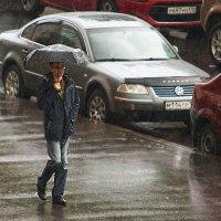 Просто шел дождь :: Владимир Филимонов