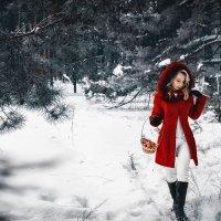 Красная Шапочка :: Ангелина Косова