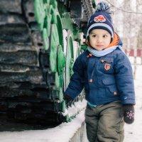 Какие колёсики... :: Дмитрий Стёпин