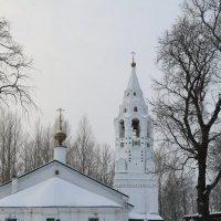 Покровская церковь в Тутаеве :: Тимофей Черепанов