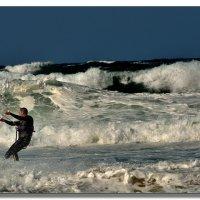 Волны и ветер. :: Leonid Korenfeld