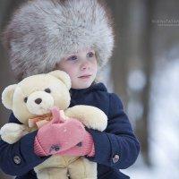 ...Ангелина-Ангелочек :: Elena Tatarko (фотограф)