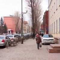 Я, паркуюсь как хочу! :: brewer Vladimir