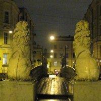 Львиный мостик :: Маера Урусова