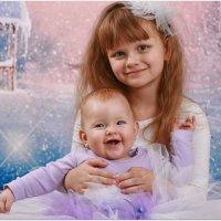 Сестренки :: Римма Алеева