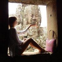 Таинственный мир древних богов... :: Анна