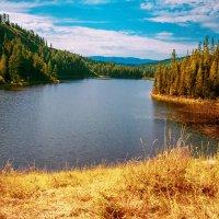 Озеро :: Иван Янковский