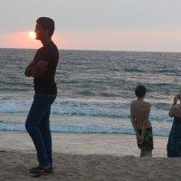 На закате солнца. Шри-Ланка :: Асылбек Айманов