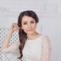 Портрет невесты Евгении :: Владилена Осипова