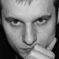 Автопортрет :: Дмитрий Смирнов