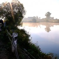 Озеро :: Валерий Лазарев