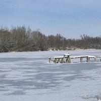 Тишина на озере :: Игорь Сикорский