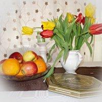 В ожидании весны... :: Galina Dzubina