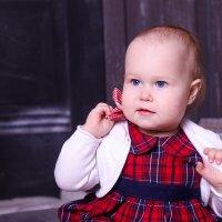 Малышка :: Светка Футболистка