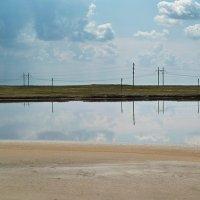 Степное озеро. :: Андрий Майковский
