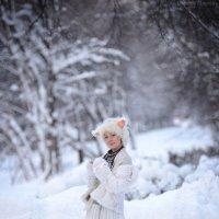 Winter :: Ludmila Zinovina