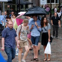 Почему Амстердам называют «городом контрастов»: :: Anna Gornostayeva
