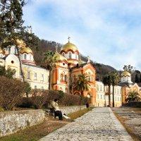 Новоафонский монастырь. Абхазия. :: Наталья