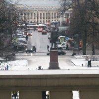 из окна русского  музея :: georg