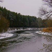 Зима... по речке прогулялась... :: *MIRA* **