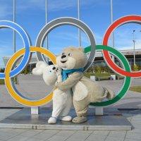 Олимпийский парк :: Екатерина криничева
