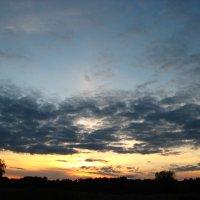 Высохшее небо... :: Дмитрий
