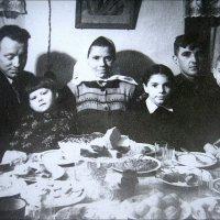 Родные люди. 1958 год :: Нина Корешкова