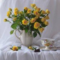 Ах...как прекрасен розы аромат... :: Валентина Колова