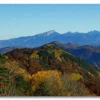 Осень в горах Адыгеи :: Владимир Лебедев