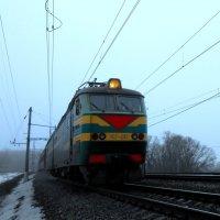 ЧС7 - 232 :: Сергей Уткин