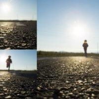 Утро на трассе :: Евгения Кец