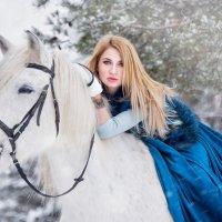 Зимняя Леди :: Татьяна Малинина