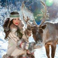мороз и солнце :: Елена Инютина