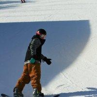сноубордист :: Армен Джавакян
