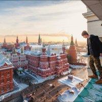Поднимая планку :: Георгий Ланчевский