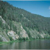 Река Мана :: Светлана Королева