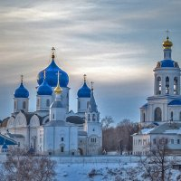 приближение :: Сергей Цветков
