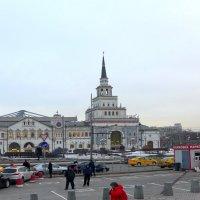 Казанский вокзал :: Валерий Судачок