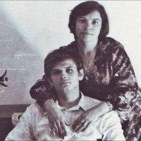 Нам по 30 лет. Позади - 10 лет супружеской жизни. 1979 г. :: Нина Корешкова