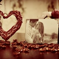 С Днём Святого Валентина!!! :: Ирина Жеребятьева