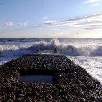 Чёрное море :: Nata Grebennikova